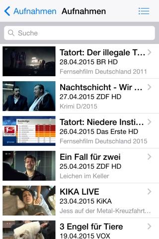 Rec. Service screenshot 4