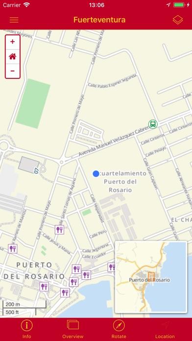 download Fuerteventura Offline Map apps 0