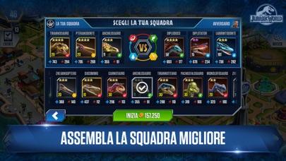Screenshot of Jurassic World™: il gioco3