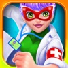 Super Hero Girl Surgery Games