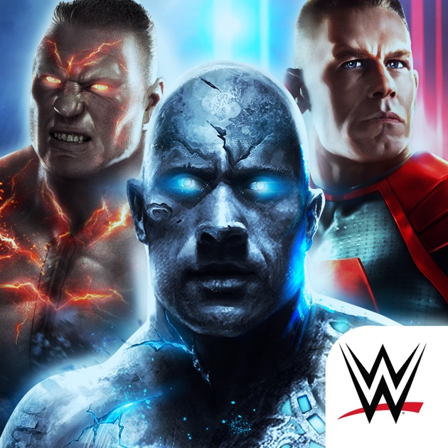 WWE Immortals on the App Store