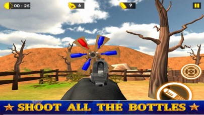 Range Hit- Bottle Shoot screenshot 2