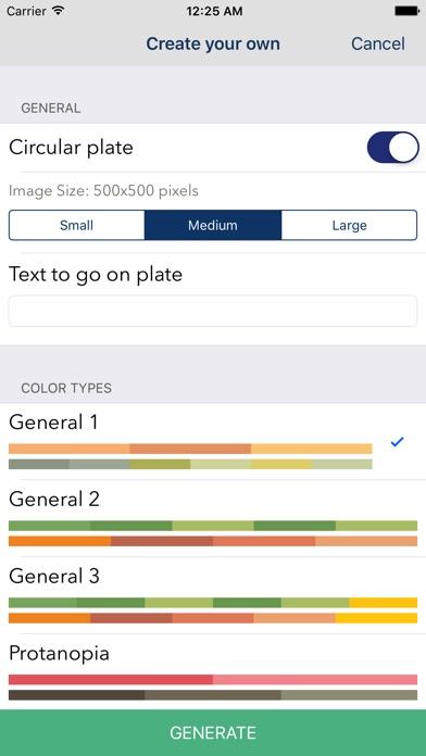 Color Vision Test LiteScreenshot of 4