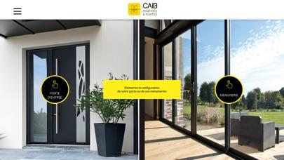 CAIB, Configurateur PROCapture d'écran de 1