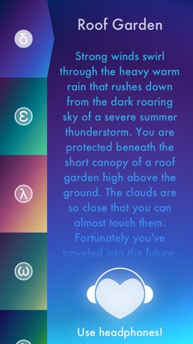 Thunderspace ~ Дождь и грозы Скриншоты5