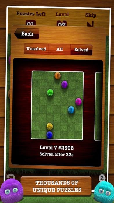 Screenshots of Fling! FREE for iPhone