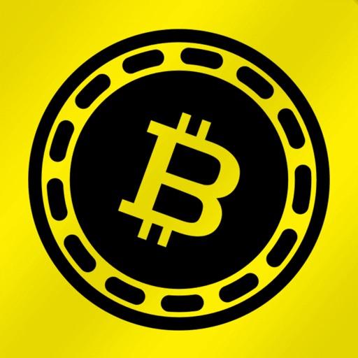 Bitcoin Game Billionaire Miner Icon