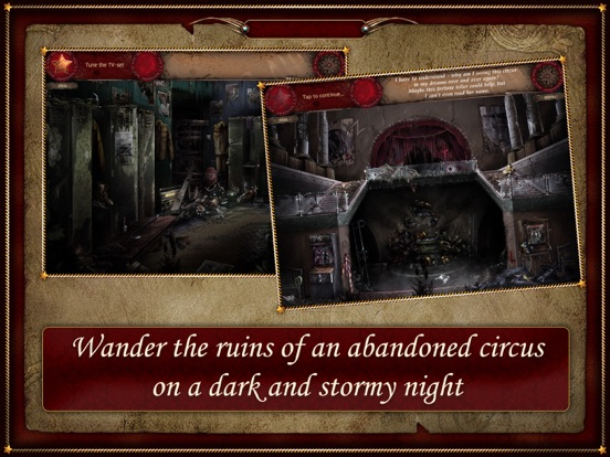 Lost Circus (Full) Screenshots