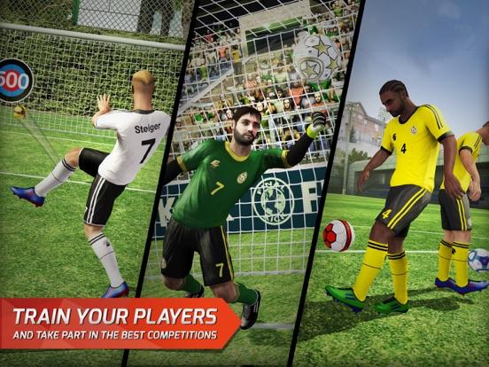 Final Kick Screenshots
