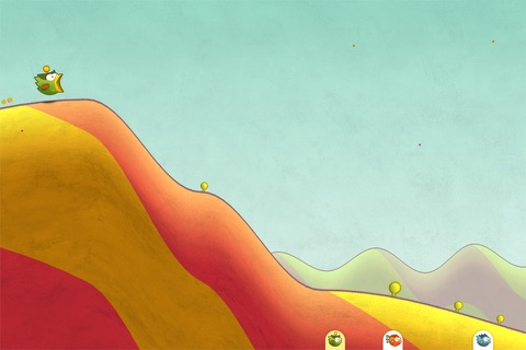 Tiny Wings screenshot 4