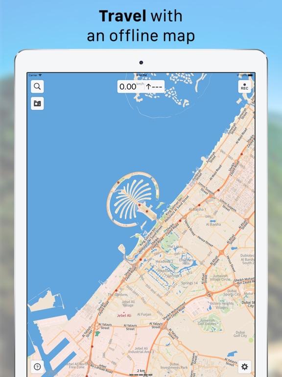 Galileo offline maps pro appaddict ipad screenshot gumiabroncs Image collections