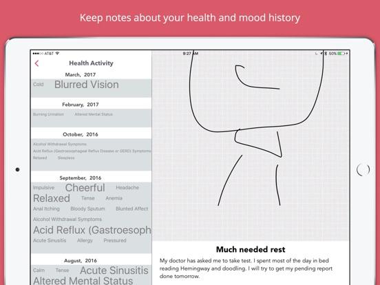 Dyrii Journal Screenshot