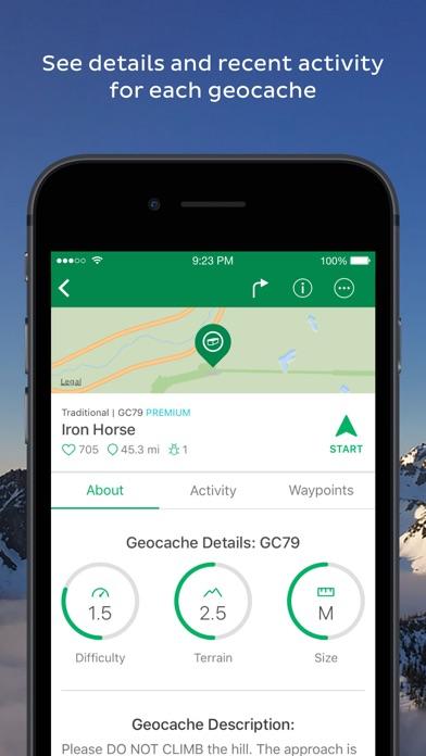 download Geocaching® - Treasure Hunt apps 3