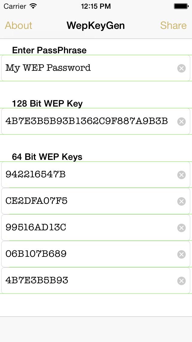 download Wep Generator Pro - WiFi Passwords apps 0