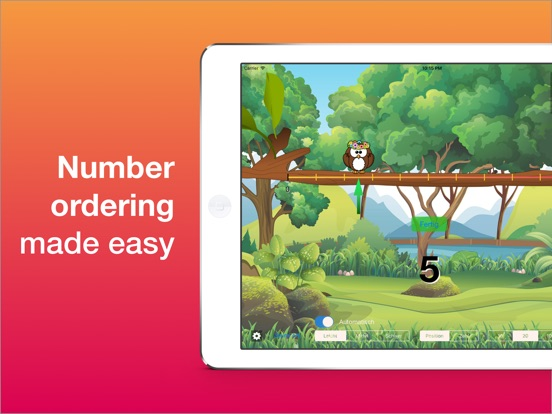 Number Line - Elementary math Screenshots