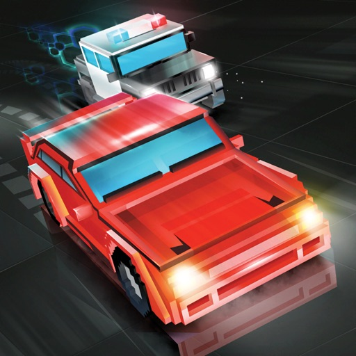 Car vs Cops free software for iPhone, iPod and iPad