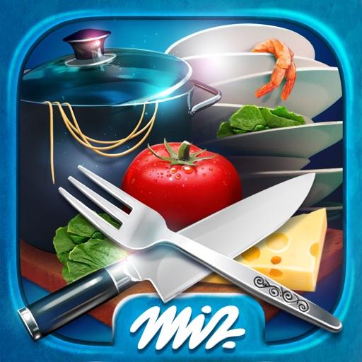 Ktivhen Messy: Hidden Object Messy Kitchen -Seek And Find Objects By