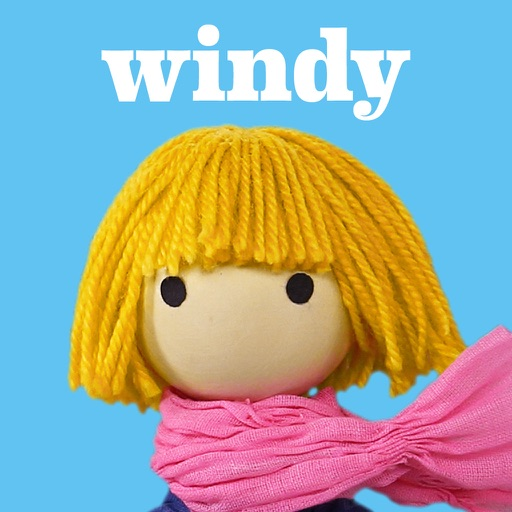 Windy's Lost Kite - Windy and Friends