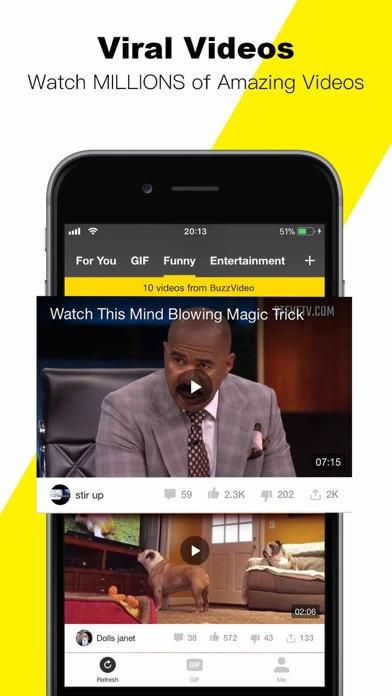 download BuzzVideo - Live Trivia Show apps 1