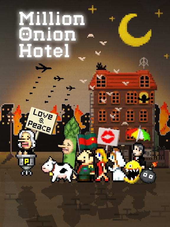 Screenshot 1 Million Onion Hotel