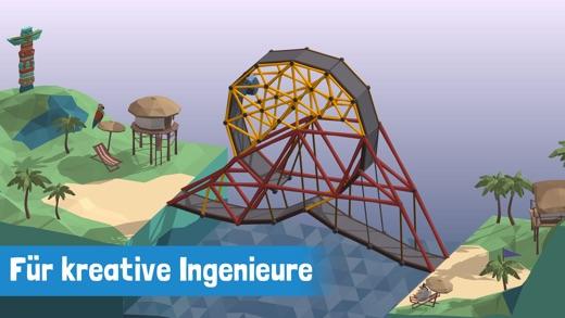 Poly Bridge Screenshot