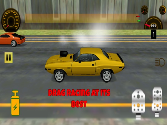 Drag Racer World для iPad
