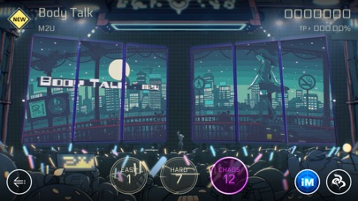 Cytus II screenshot 4