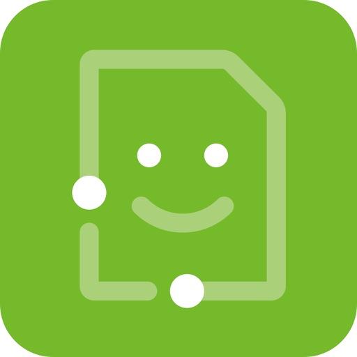 店铺手机号app icon图