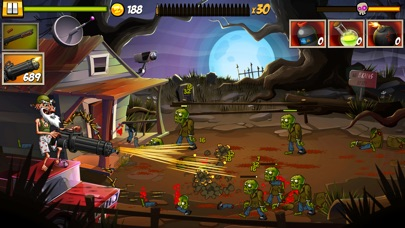 ZombieSmash! Time Travel Скриншоты5