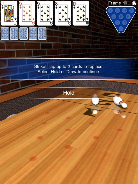 Screenshot #4 for 10 Pin Shuffle for iPad