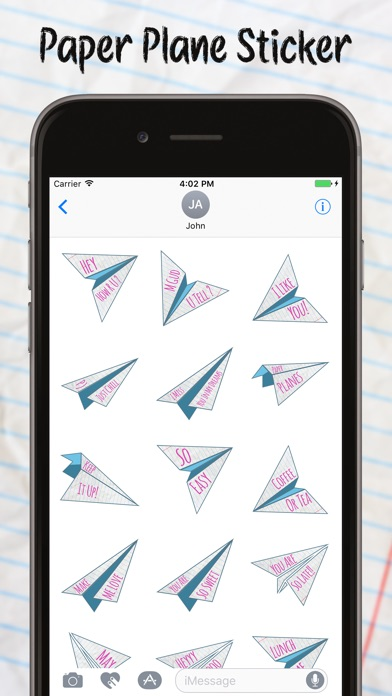 Majestic Paper Planes screenshot 3