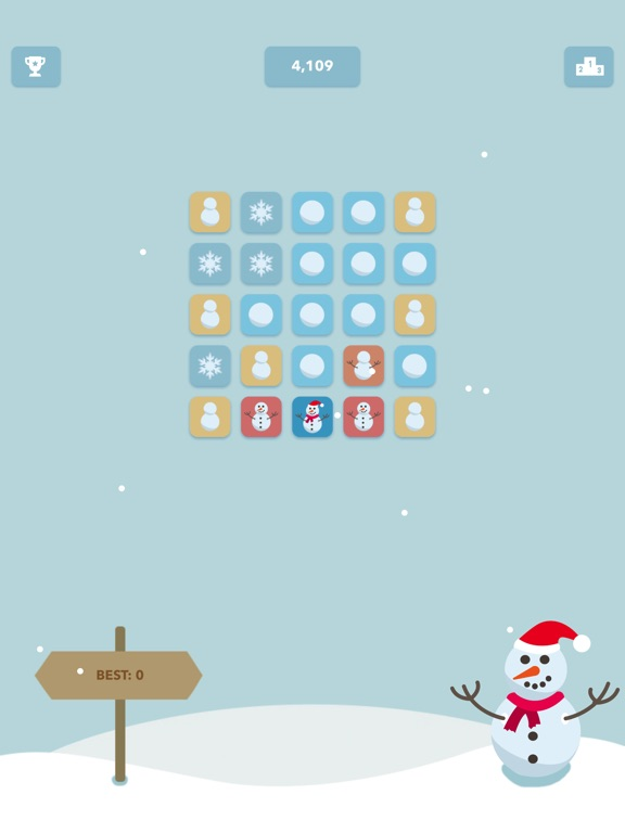 Скачать Слепи Снеговика!