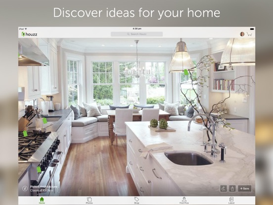 interior design ideas for homes. iPad Screenshot 1 Houzz Interior Design Ideas on the App Store