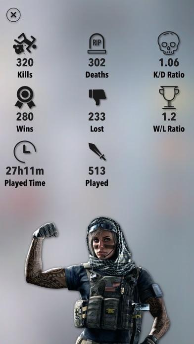 download R6:Siege Stat apps 4