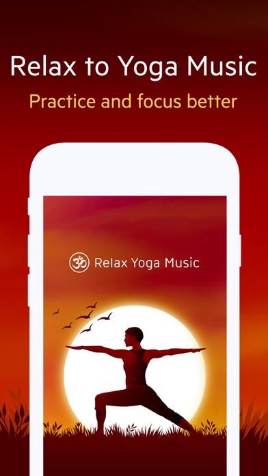 Relax Yoga Music P: Relaxing Sounds Studio Screenshots