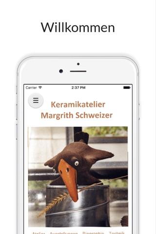 Keramikatelier Schweizer screenshot 1