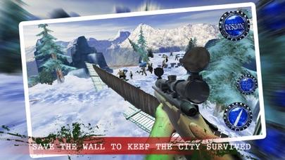 Война зомби снег Глава Скриншоты7