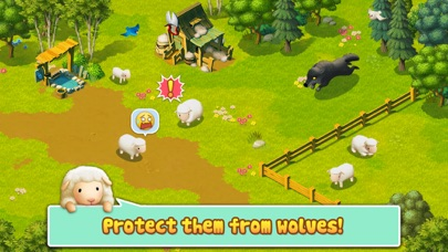 Tiny Sheep : Pet Sim on a Farm Скриншоты5