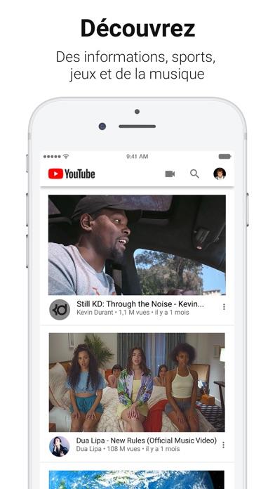 download YouTube: Regarder & Découvrir apps 2