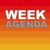 Weekly Calendar Agenda Planner