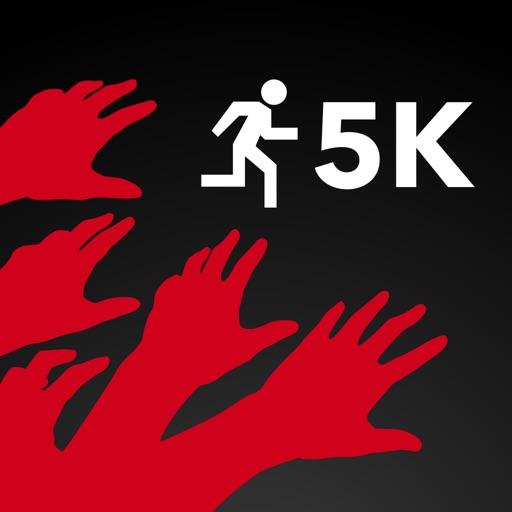 僵尸来了,5千米长跑训练