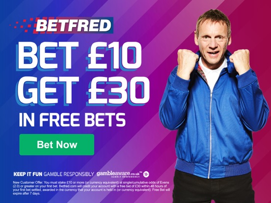 Free bets no deposit betfred jobs