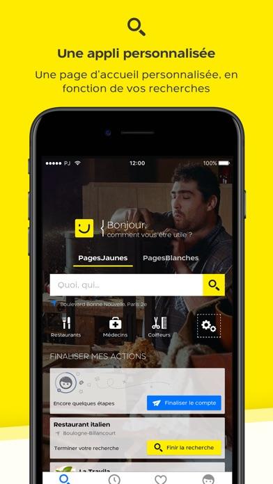 download PagesJaunes - Recherche locale apps 2