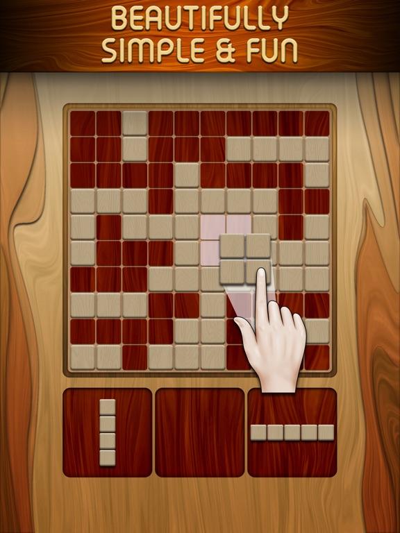 Woody Puzzle для iPad