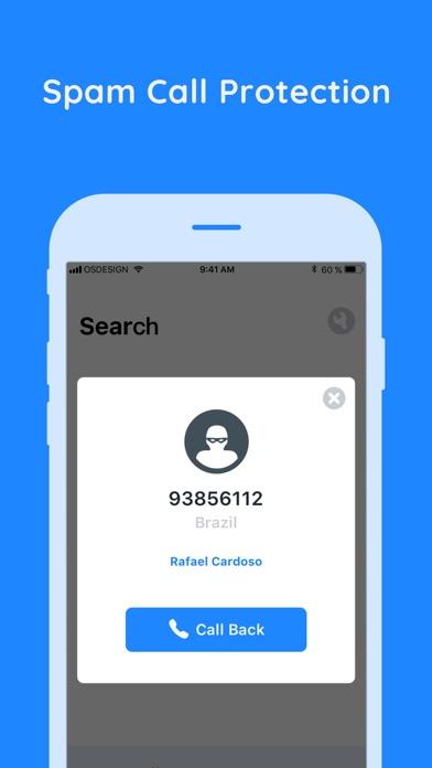 Caller Check screenshot 2