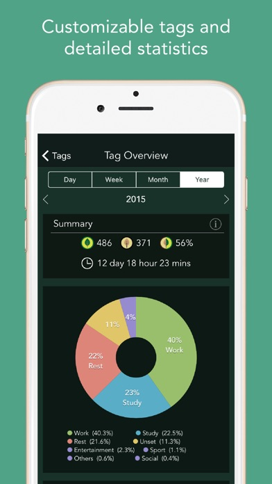 download Forest - Stay focused apps 4