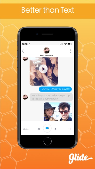Glide - Live Video Messenger - AppAddict