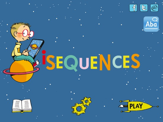iSEQUENCES Screenshot