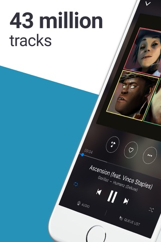 Deezer: Play Music, MP3, Radio screenshot 3