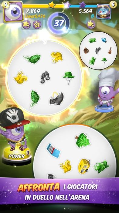 Screenshot of Dobble Duel2